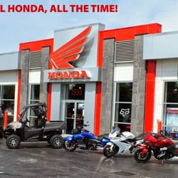 John hinderer honda powerstore motorcycle dealers 1555 for Honda dealer phone number