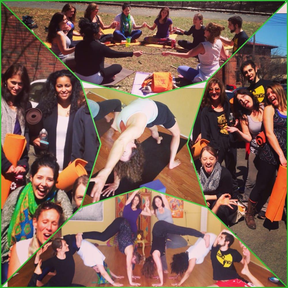 Ahimsa Yoga: 108 W Green St, Ithaca, NY