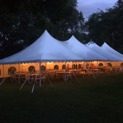 Photo of Midwest Tents u0026 Events - Cortland IL United States. 40x100 Wedding & Midwest Tents u0026 Events - Party Equipment Rentals - 300 W Lincoln ...