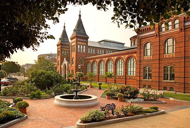 Smithsonian Institution: 1825 Connecticut Ave NW, Washington, DC, DC