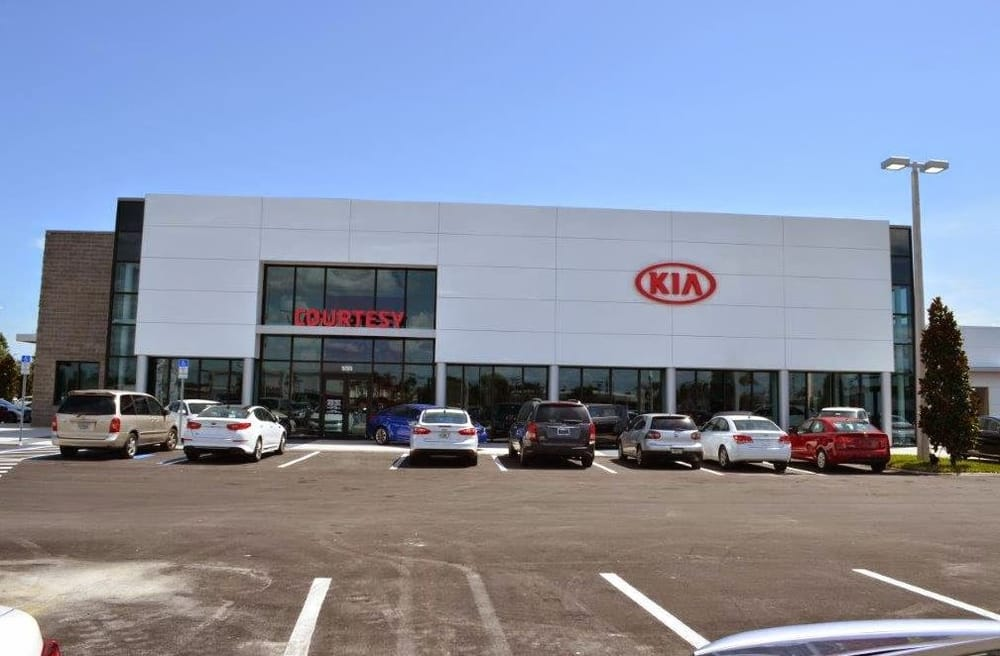 Kia Dealership Near Me >> Courtesy Kia Of Brandon - 26 Photos & 67 Reviews - Car ...