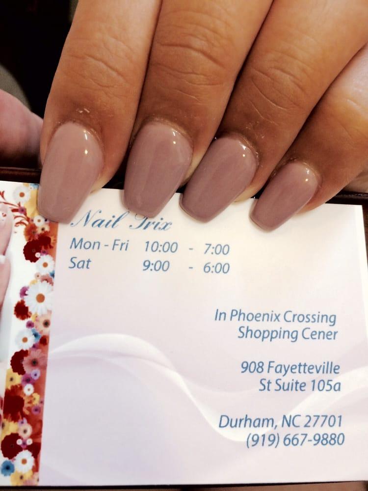 Nail Trix - 10 Photos - Nail Salons - 902 Fayetteville St, Durham ...