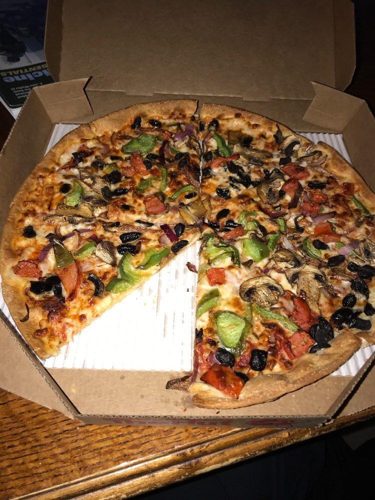 Pizza Hut: 823 S Main St, Graham, NC