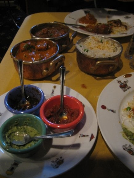 Indian Restaurant Burlingame Ave