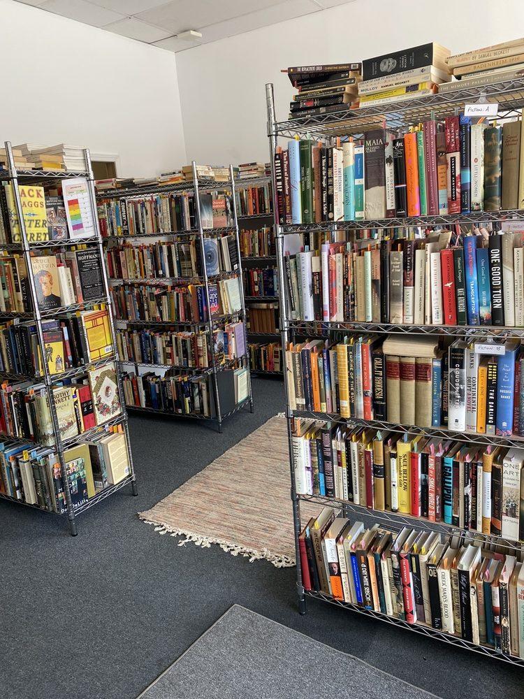Books & Fields: 21 S Main St, Perry, NY