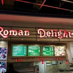 Houston Galleria Food Court Restaurants
