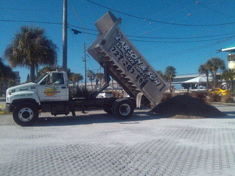 Larson and Son Landscape Supply: 4630 95th St N, Saint Petersburg, FL