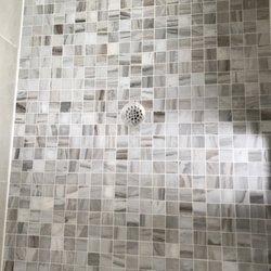 Delori Tile Installation Photos Tiling Montour St - Bathroom tile philadelphia