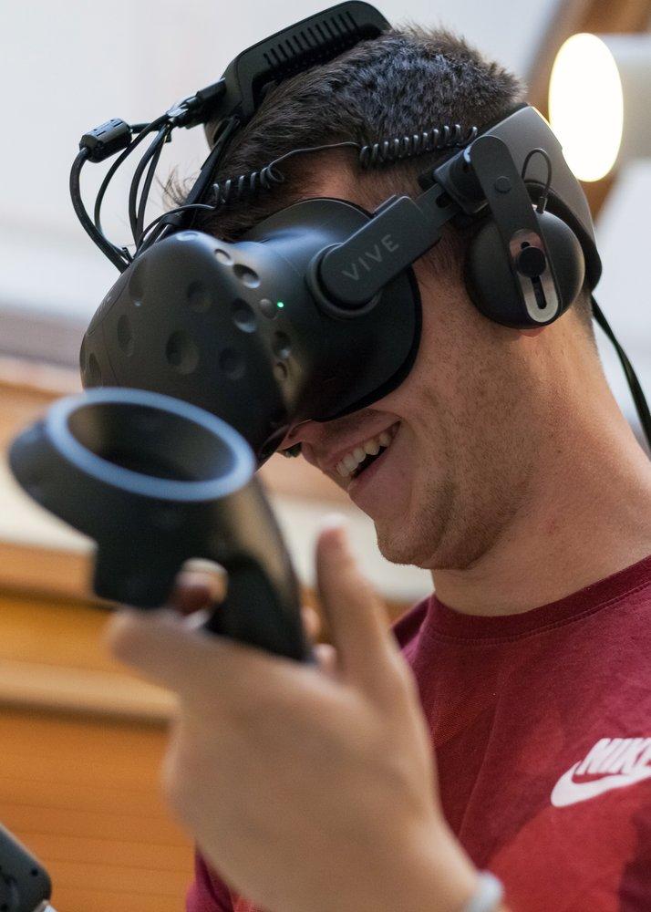 Heady Virtual Reality: 215 West Holly St, Bellingham, WA