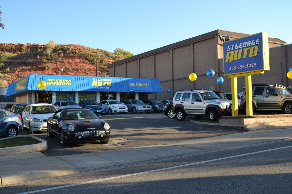 St George Auto >> St George Auto Gallery 10 Photos Car Dealers 635 E Saint