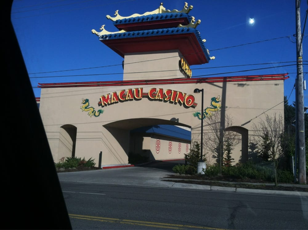 macau casino in lakewood wa