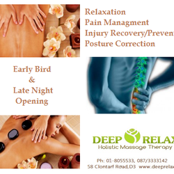 Body Care Clinic - Massage - 58 Clontarf Road, Clontarf, Dublin