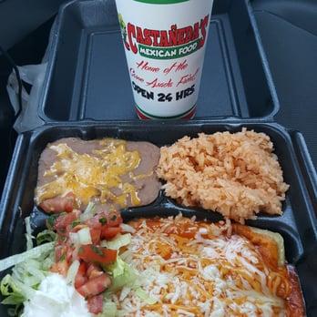Castaneda S Mexican Food Menu