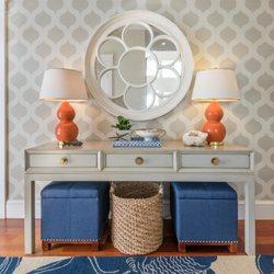 Photo Of Blakely Interior Design   North Kingstown, RI, United States.  Coastal Entry