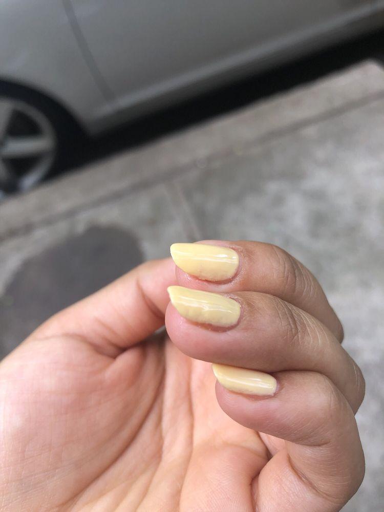 Top A Nail