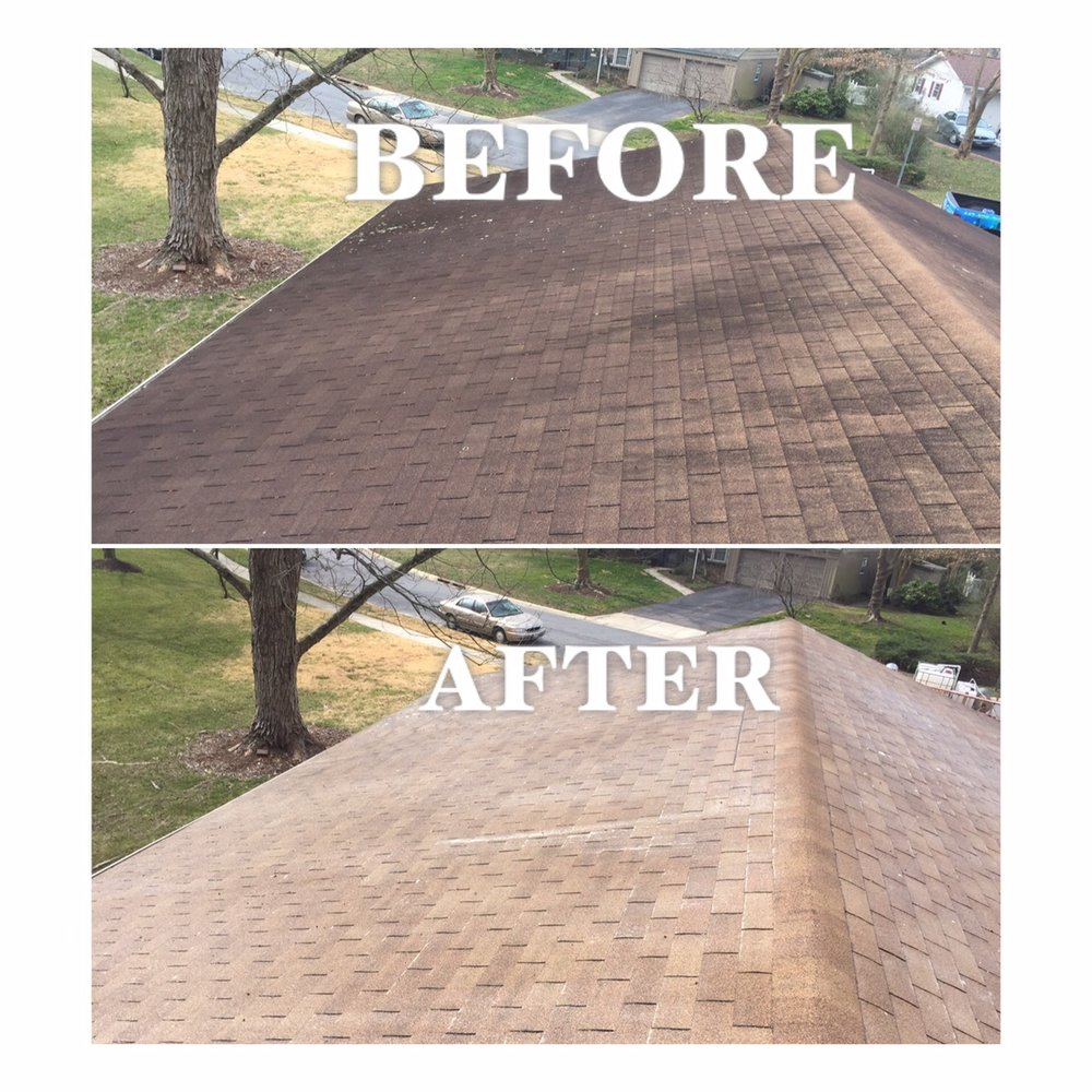 Ecotek Power Washing And Roof Cleaning Of Northern