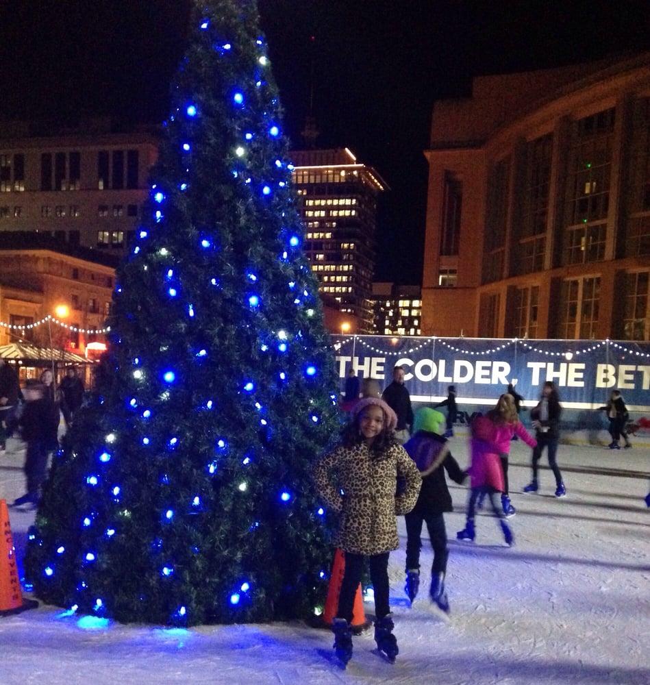 rva on ice skating rinks 6th u0026 broad st downtown richmond