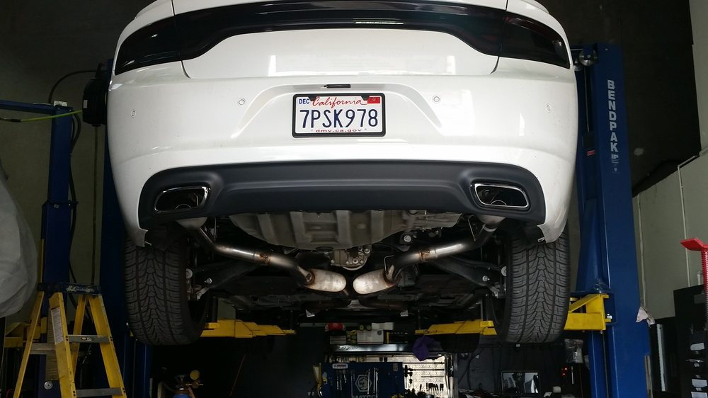 Photo Of Blake S Auto Repair Menifee Ca United States Custom Exhaust On