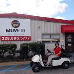 Good Photo Of Move It Self Storage   Gulfport   Gulfport, MS, United States