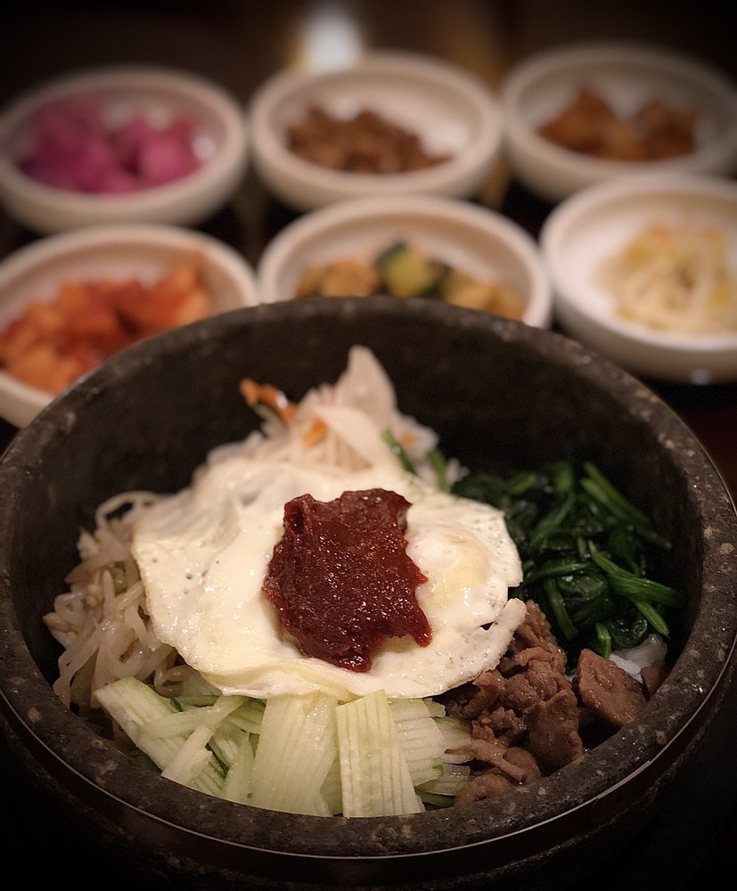 Lee's Korean Restaurant: 1941 Bishop Ln, Louisville, KY