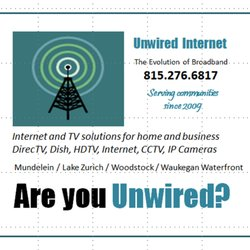 Tv Service Providers >> Unwired Llc Internet Tv Solutions Television Service Providers