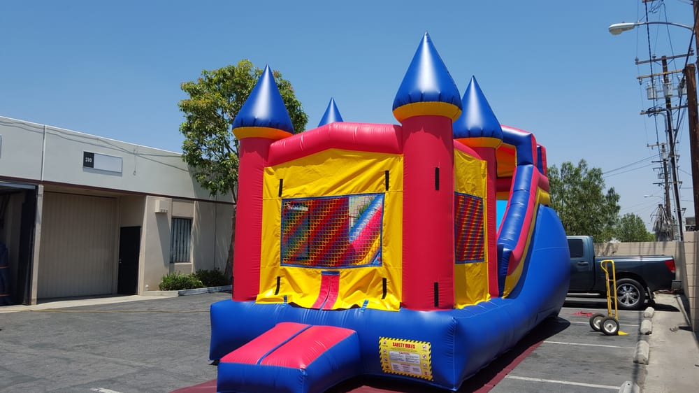 City Bounce Jumpers: 6635 Florence Ave, Bell Gardens, CA