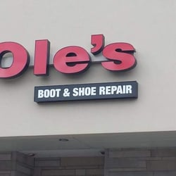 Photo Of Ole S Boot Shoe Repair Lincoln Ne United States