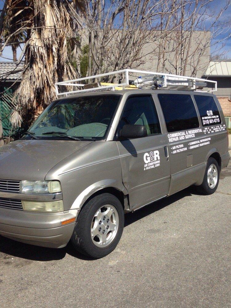 G & R Air Conditioning & Heating: Santa Clarita, CA