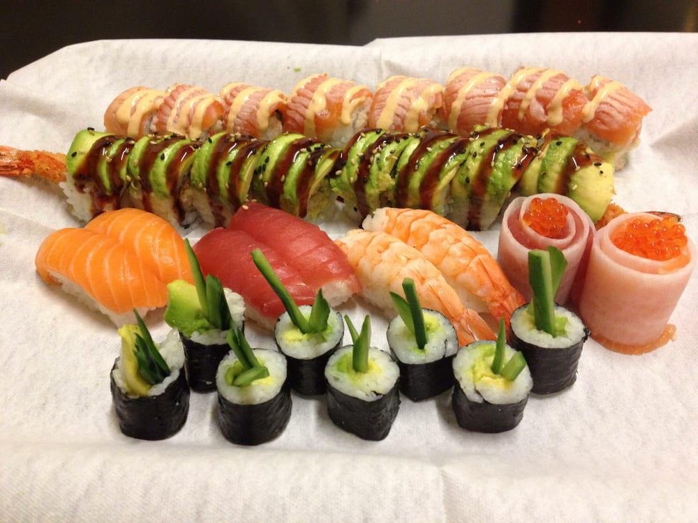 hope sushi frederikssund