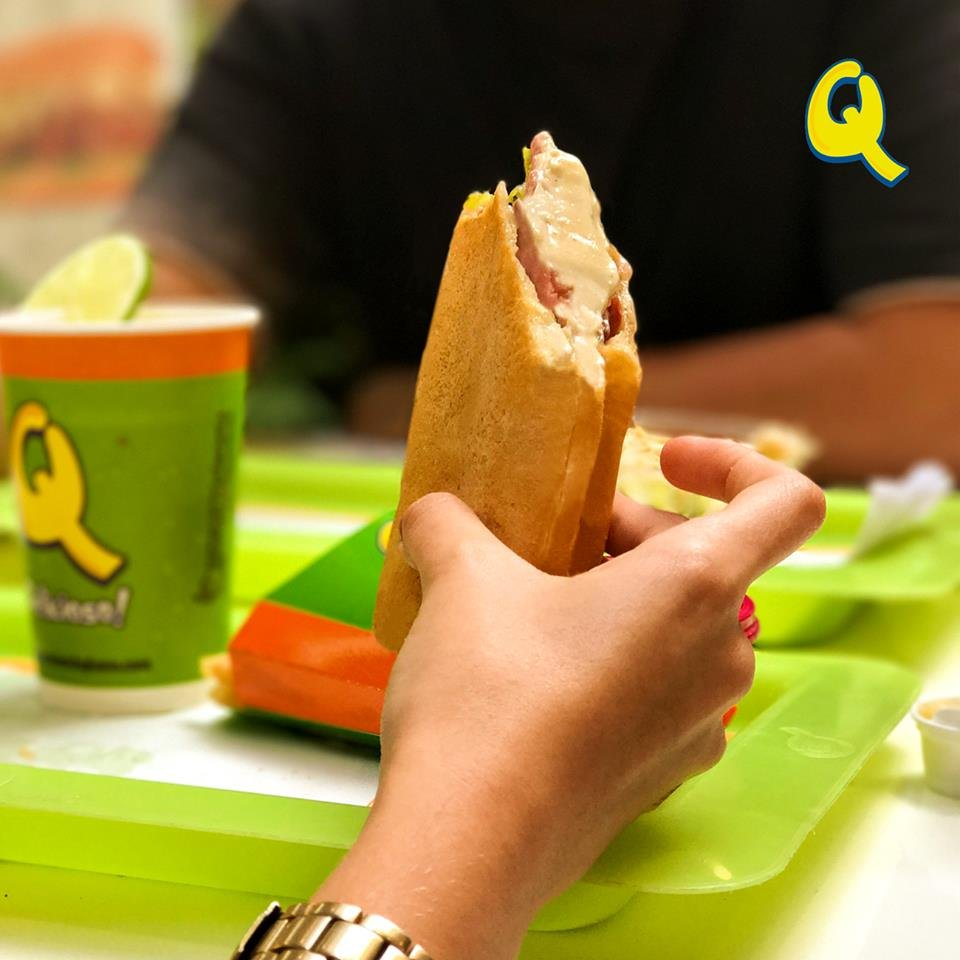 Sandwich Qbano Miami Beach Fl