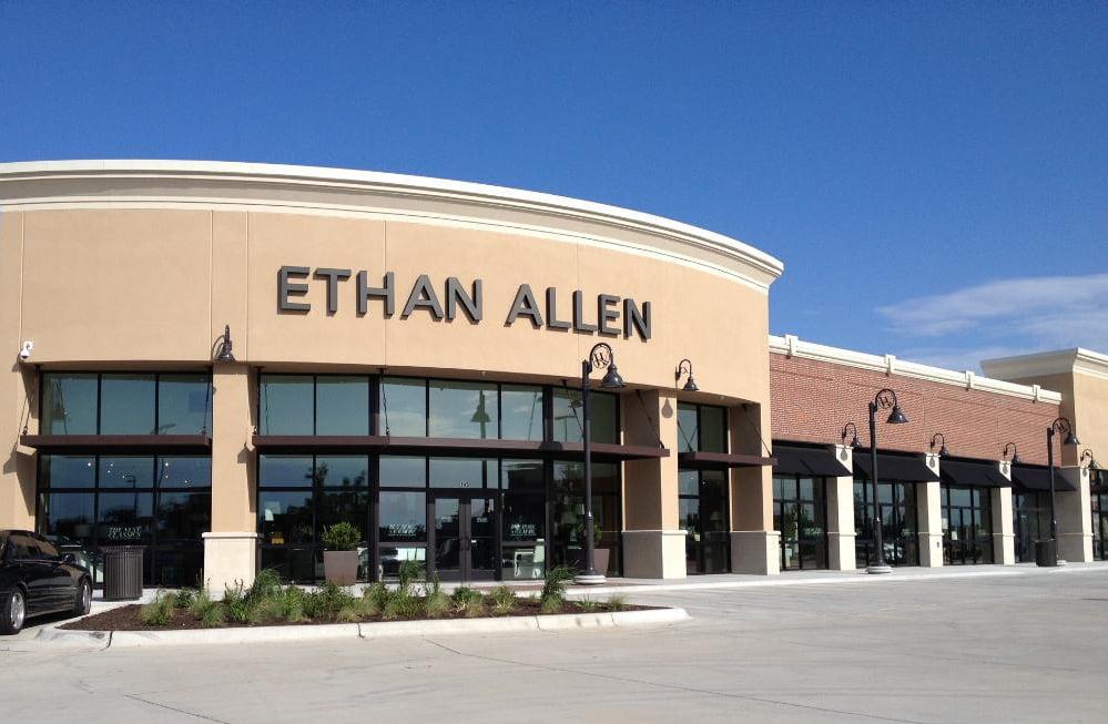 ethan allen furniture stores 1423 north webb road wichita ks photos yelp. Black Bedroom Furniture Sets. Home Design Ideas