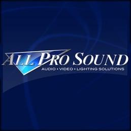 All Pro Sound - Electronics - 806 Beverly Pkwy, Pensacola, FL ...