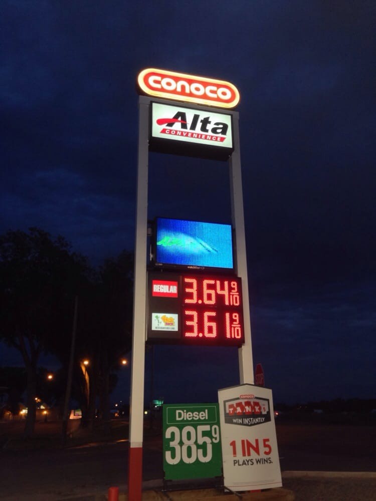 Conoco: 1601 Main St, Alamosa, CO