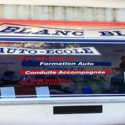 Blanc Bleu - FERMÉ - Auto-école - 17 rue Molière, Nice - Numéro de ... 568c7d186607