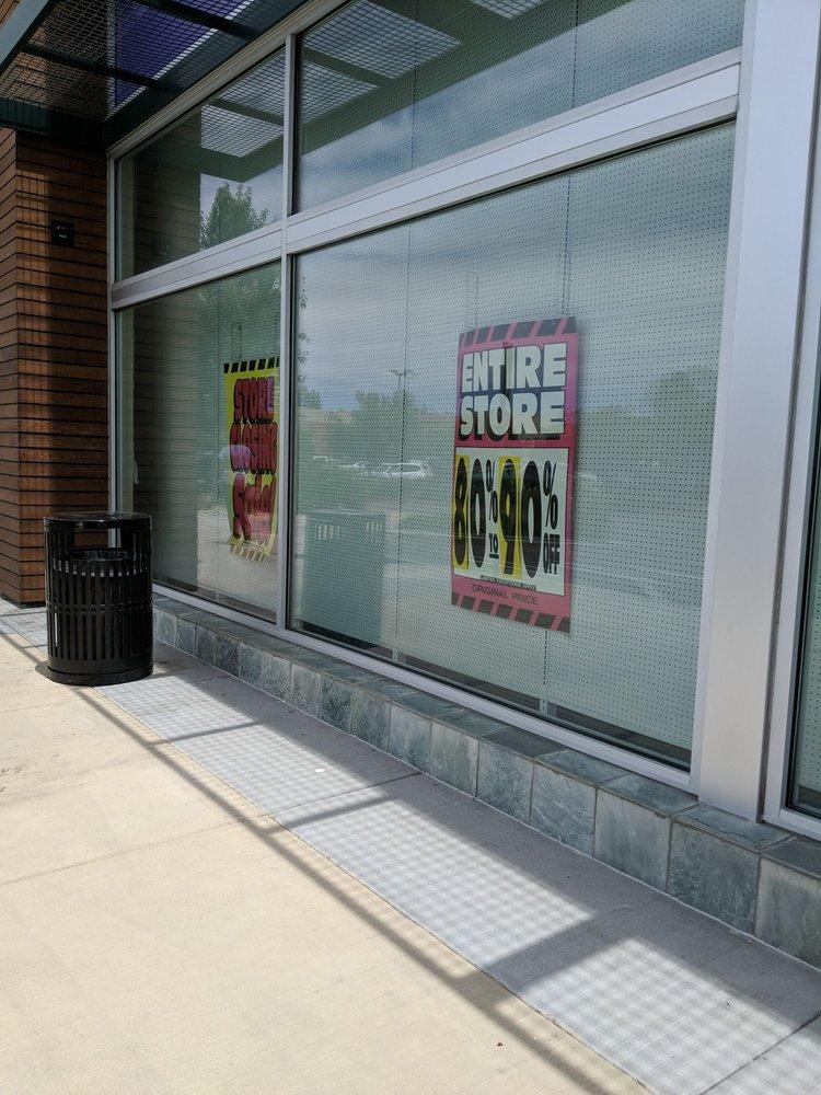 Store closing - Yelp