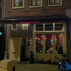 Photo Of Restaurant Te Pas Amsterdam Noord Holland The Netherlands