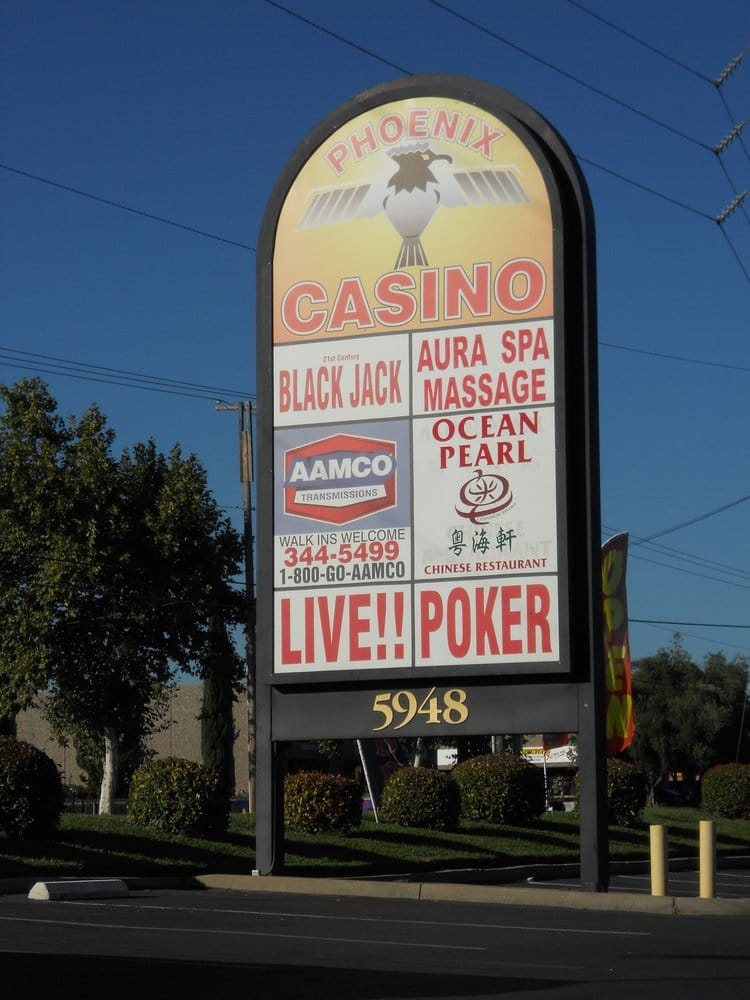 Phoenix casino 5948 auburn boulevard ca casino watch bazil