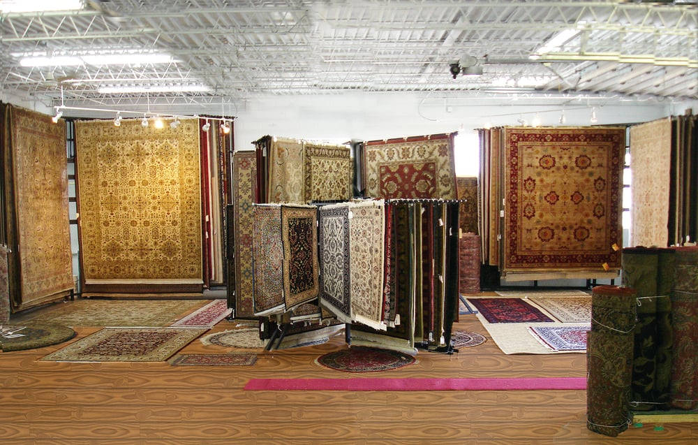New Rug Showroom Yelp