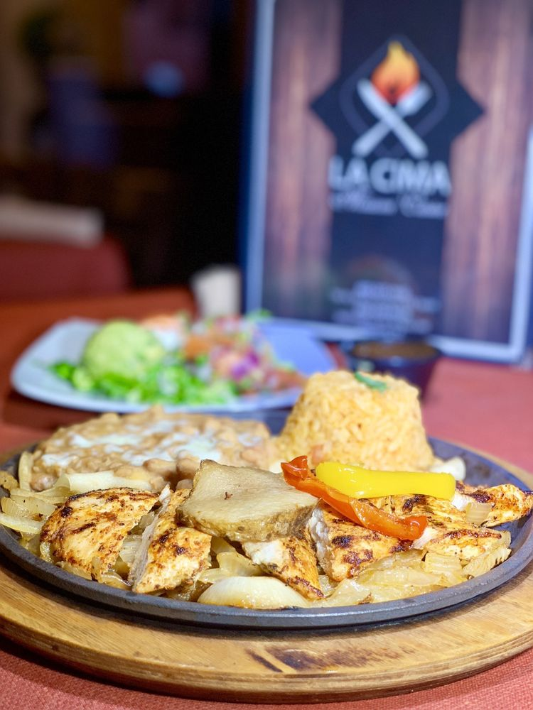 La Cima Mexican Cuisine: 736 N Main St, Cleburne, TX