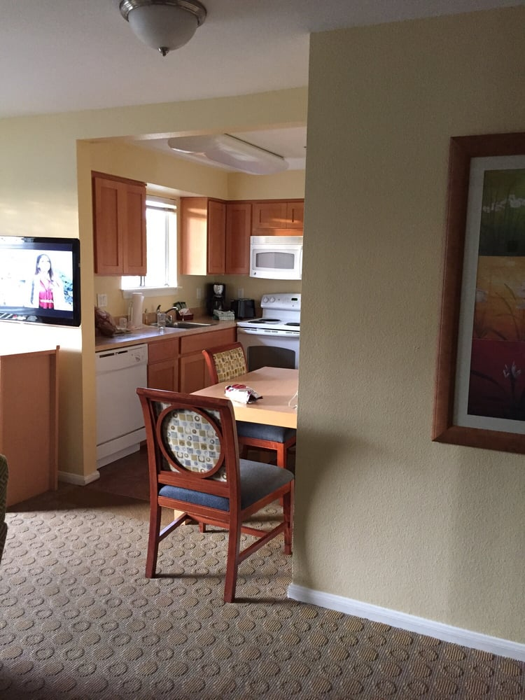 Kitchen in a 2 bedroom unit fully equipped yelp for O kitchen mission valley