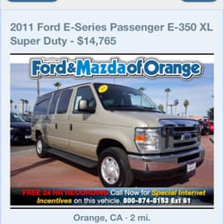 auto used parts ford orange of perfect