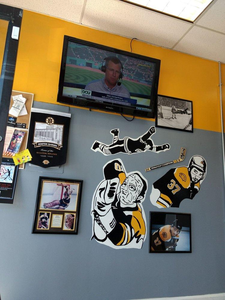 Tony's All-Sport Barbershop: 721 Massachusetts Ave, Arlington, MA
