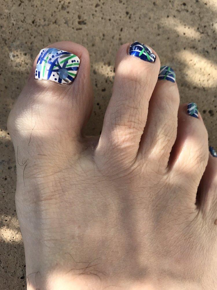 Nail design by Quyen - Yelp
