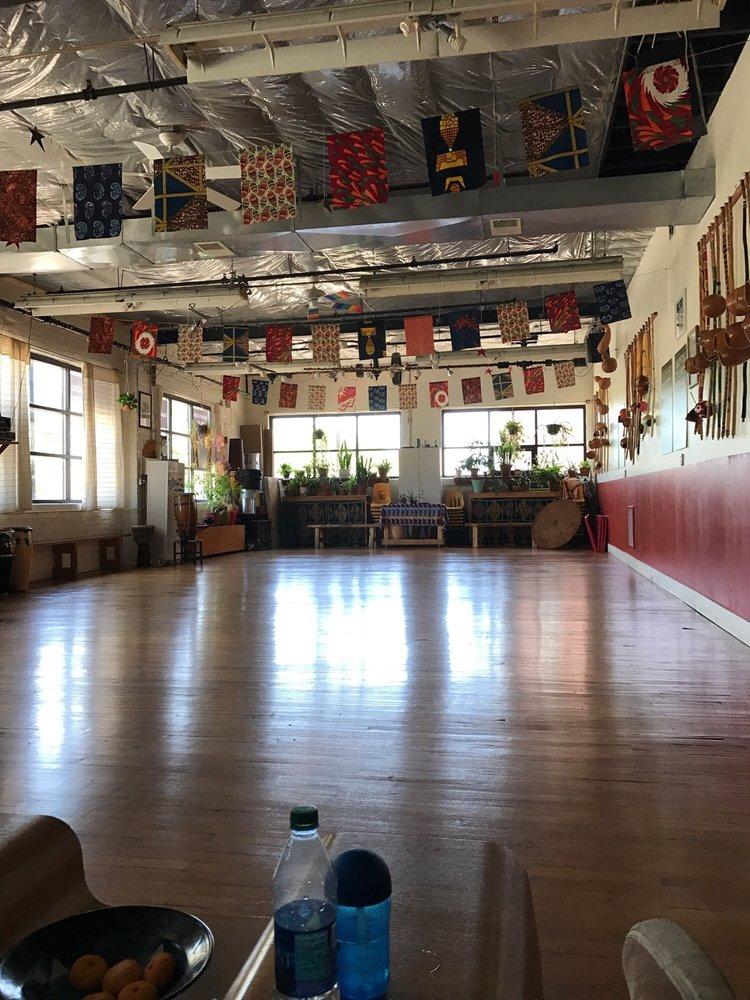 International Capoeira Angola Foundation: 1757 N Kimball Ave, Chicago, IL