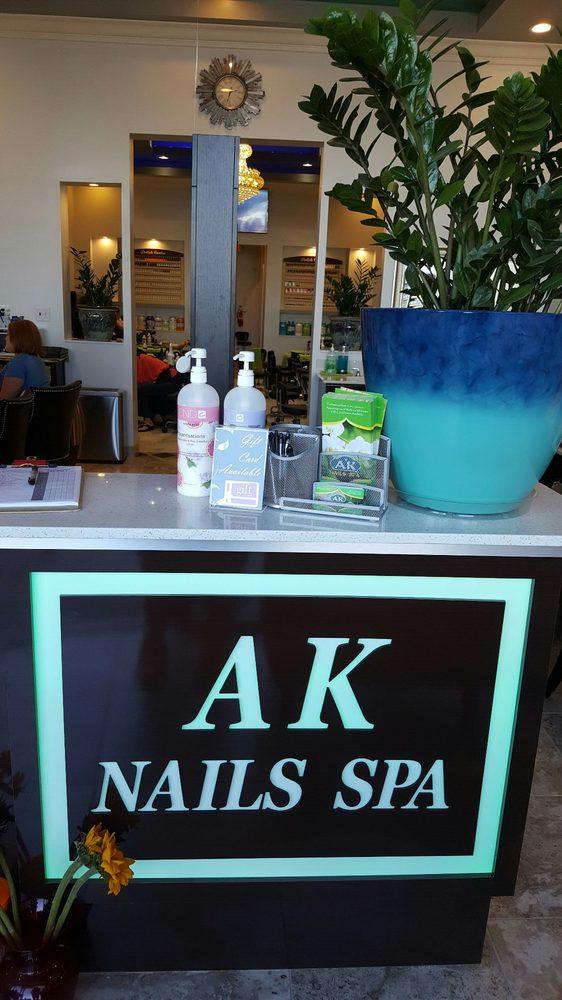 AK Nails & Spa - 64 Photos & 83 Reviews - Nail Salons - 3141 East ...