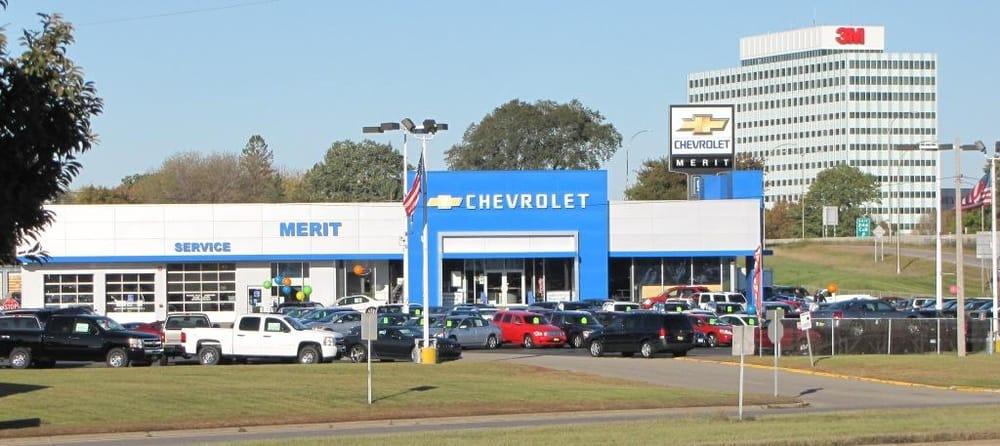 Photos For Merit Chevrolet Yelp