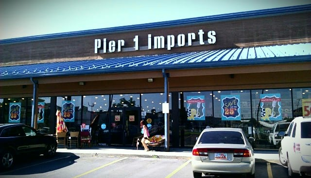 Pier 1 Imports Home Decor 30 W 900th S Downtown Salt