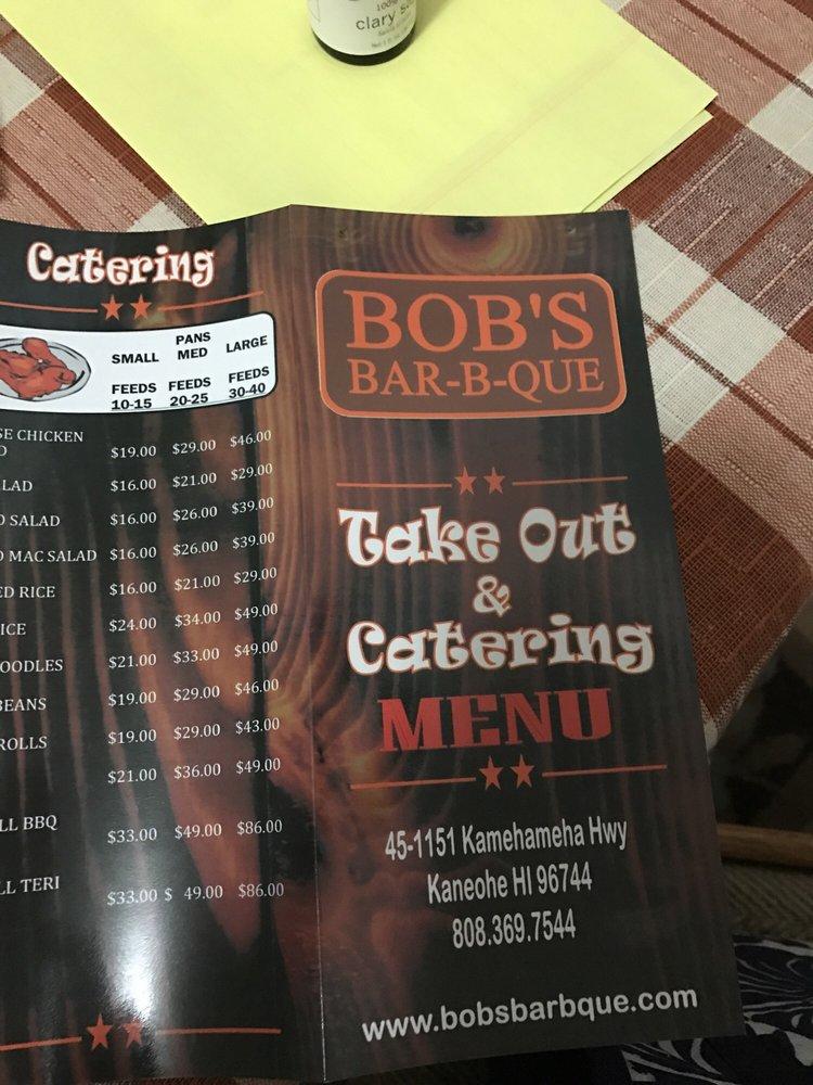 Bob S Bar B Que Restaurants