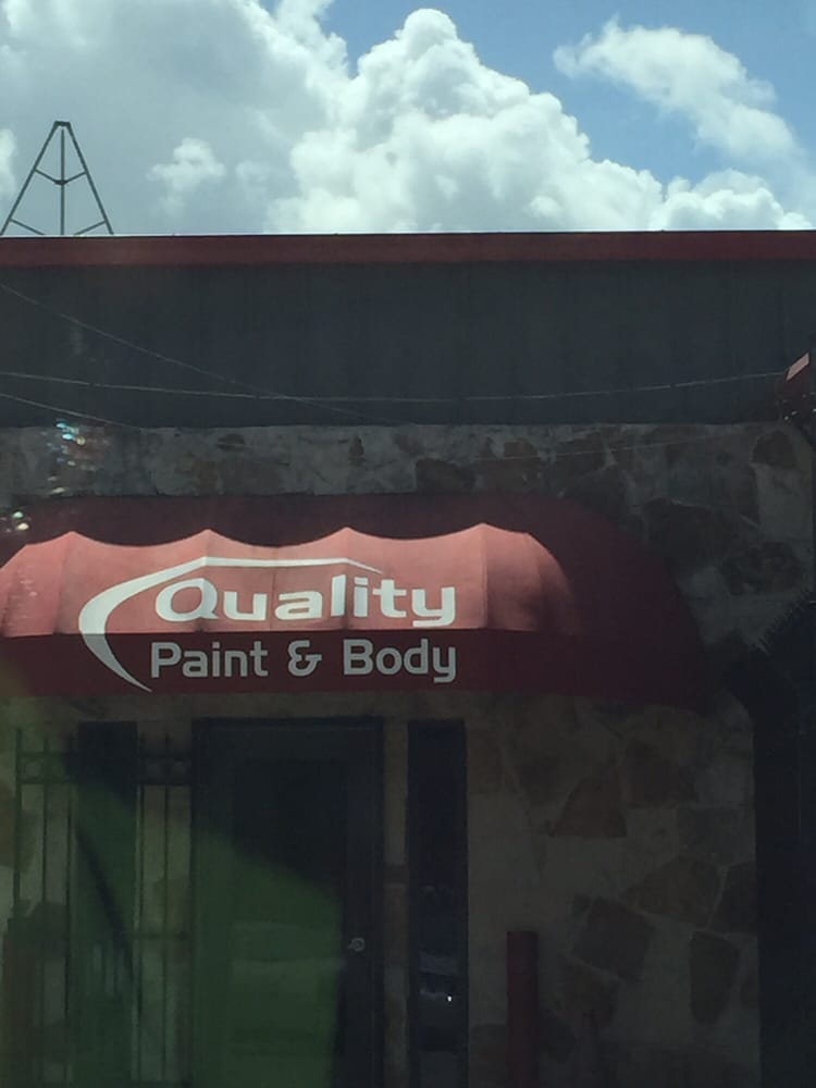 Quality Paint & Body: 513 Pecan St, Fresno, TX