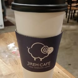 Jireh Bakery Cafe Menu